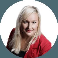 Kosmetikerin Kirsten Holzmann Gesichtspfelge Anti Aging