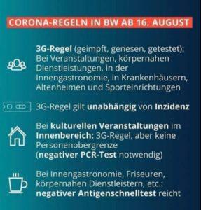 neue verordnung ab 16.08.21